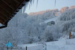 Zimowa aura….
